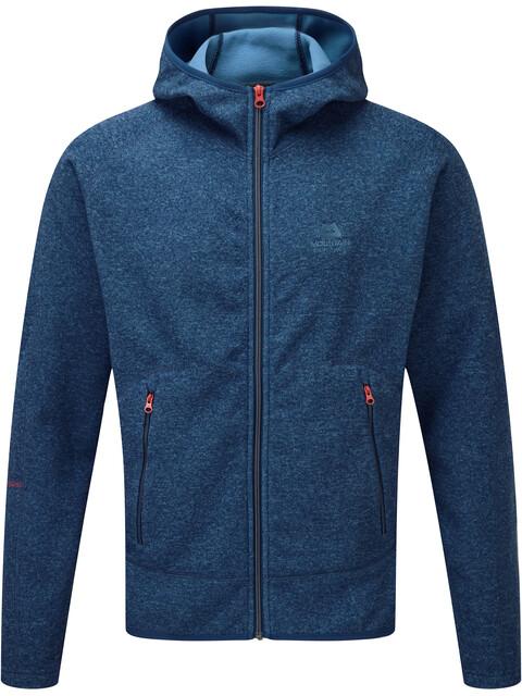Mountain Equipment Kore Hooded Jacket Men Denim Blue